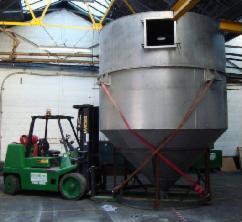 FLT Lifting Vessel